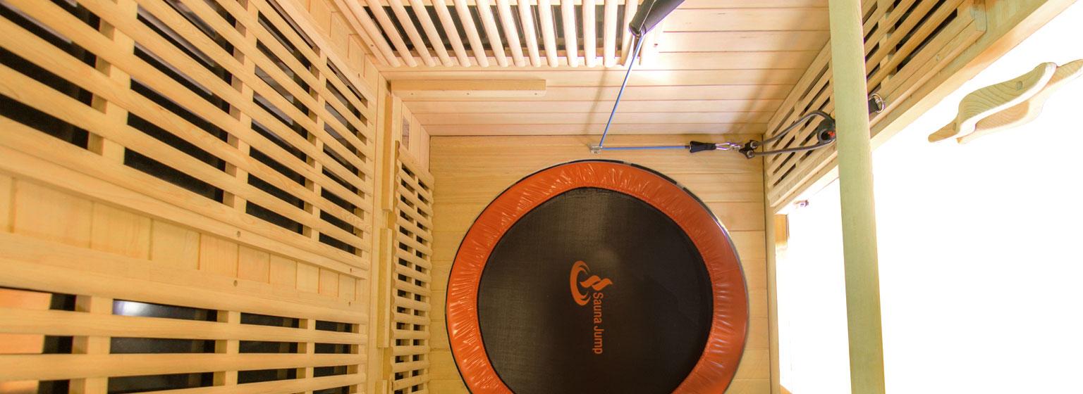 Sauna Jump - Rebounder